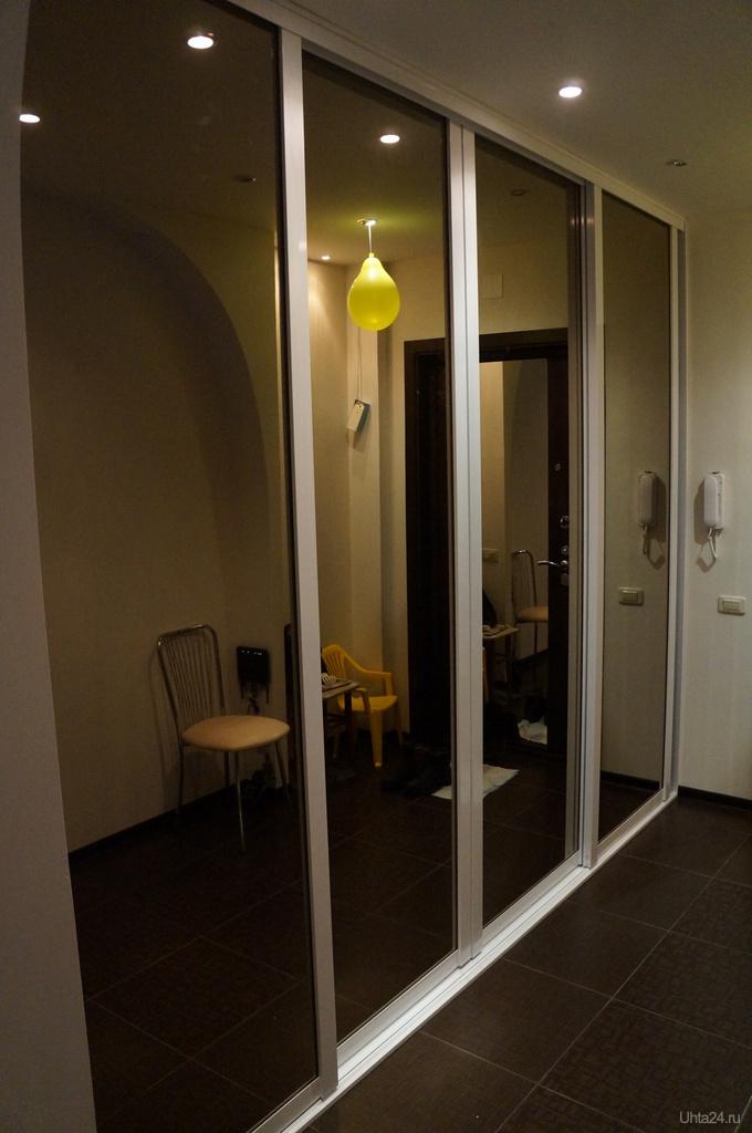 Прихожие в двухкомнатной квартире, фото 27-п.